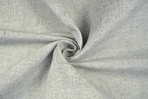 Canvas Deko Stoff uni, grau