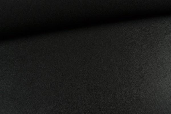 Filz, 3mm, 90cm breit, schwarz