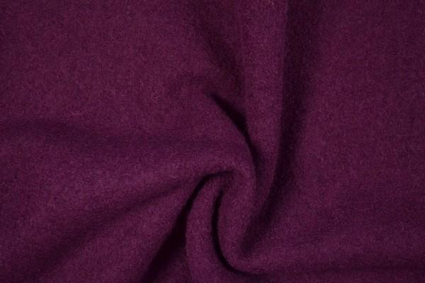 Walkloden, violett