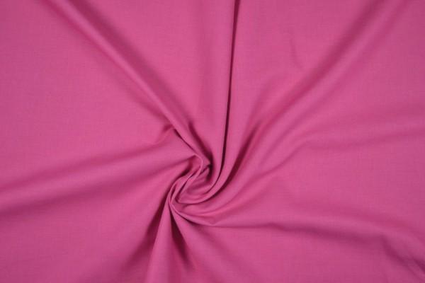 Baumwollstoff, Fahnentuch, pink