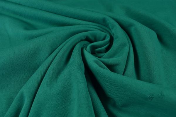Sweatshirt uni, türkis/grün