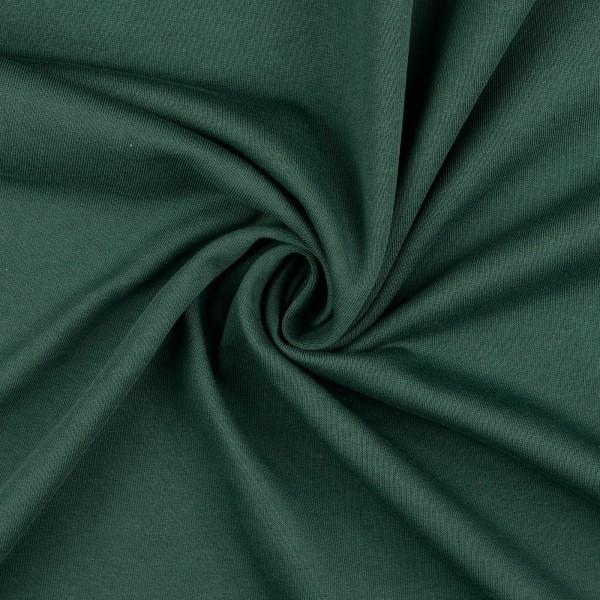 Sweatshirt uni, tannengrün