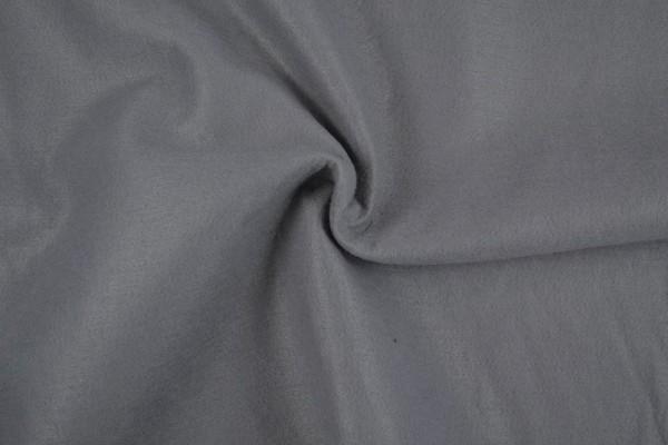 Filz 1,80m breit, grau
