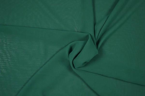 Chiffon tannengrün