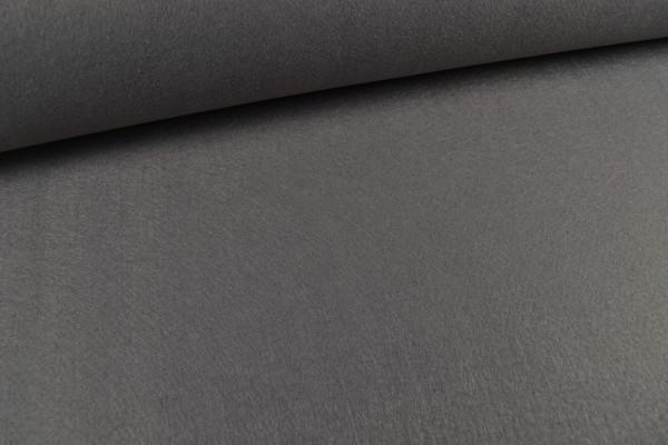 Filz, 3mm, 90cm breit, dunkelgrau