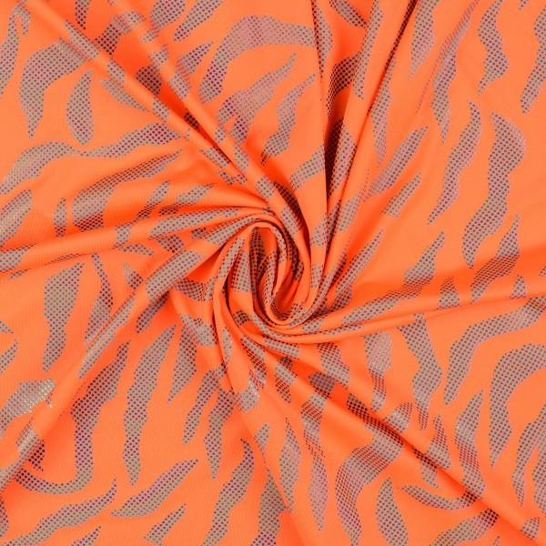 Elastic Folienjersey, orange