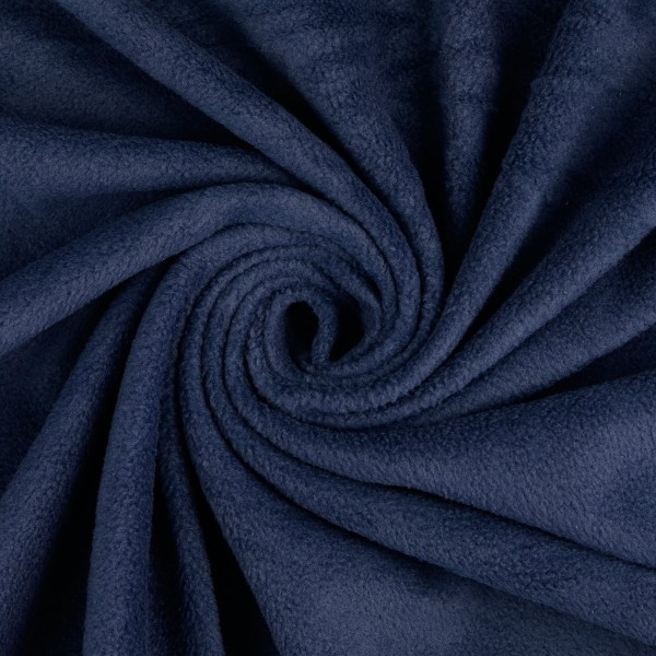 Polar Fleece anti pilling uni, marine