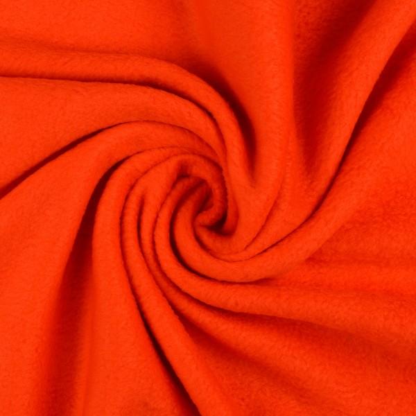 Polar Fleece anti pilling uni, orange
