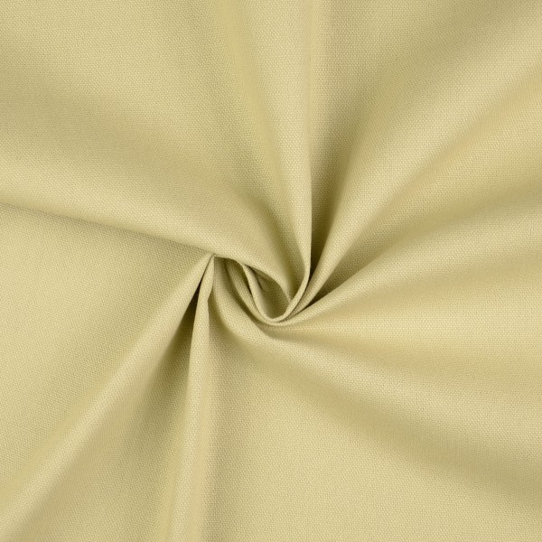Canvas uni, beige/natur