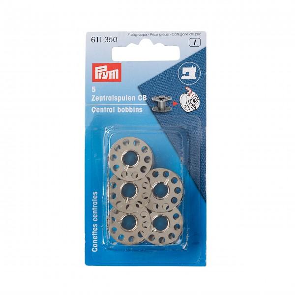 Prym Nähmaschinenspulen, stahl, CB-Greifer, 20,5mm