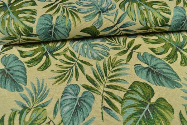 Gobelin Möbelstoff, Blätter