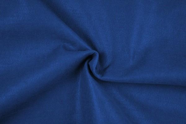 Filz 1,80m breit, blau