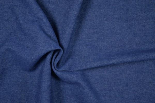 Hemdenjeans blau