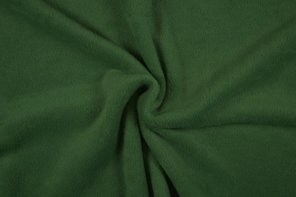 Polar Fleece anti pilling uni, jägergrün