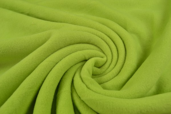 Polar Fleece anti pilling uni, hellgrün