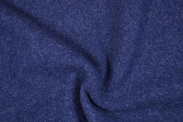 Walkloden, jeansblau
