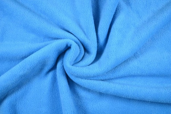 Polar Fleece anti pilling uni, türkis