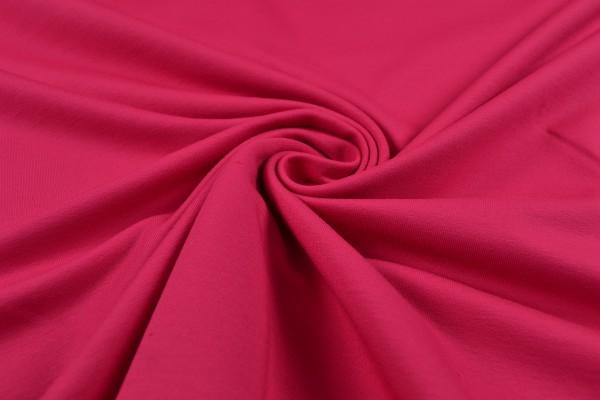Baumwolljersey, French Terry uni, pink