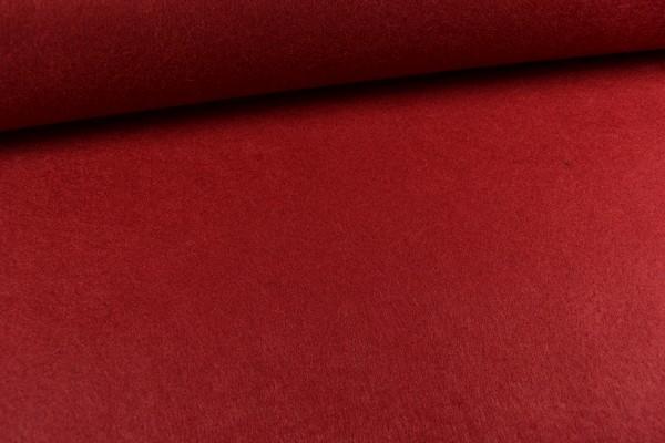 Filz, 3mm, 90cm breit, dunkelrot/bordeaux