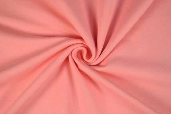 French Terry angeraut uni, rosé