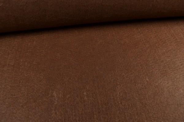 Filz, 3mm, 90cm breit, braun
