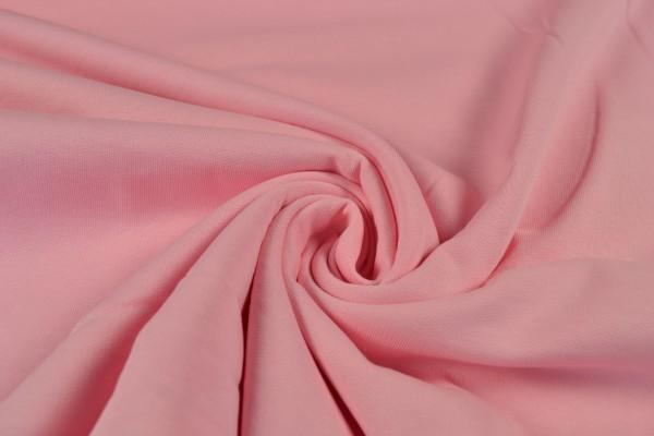 Sweatshirt uni, rosa