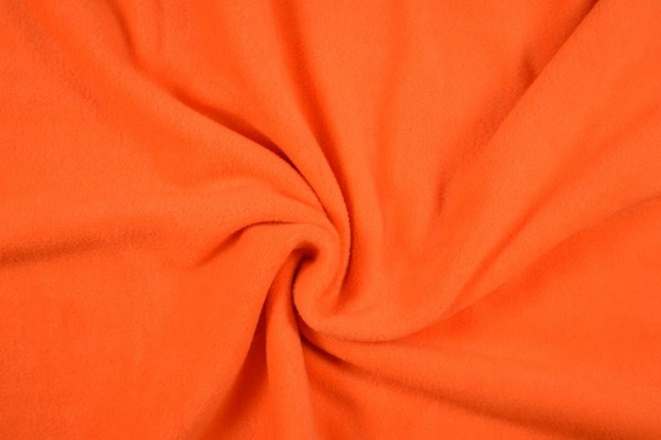 Polar Fleece anti pilling uni, hellorange