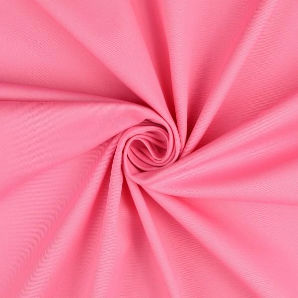 Stretch Baumwolle uni, rosa