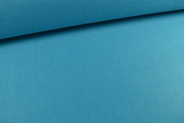 Filz, 3mm, 90cm breit, türkis