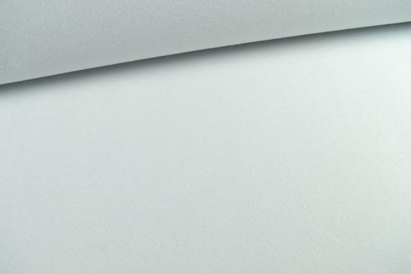 Filz, 3mm, 90cm breit, weiß