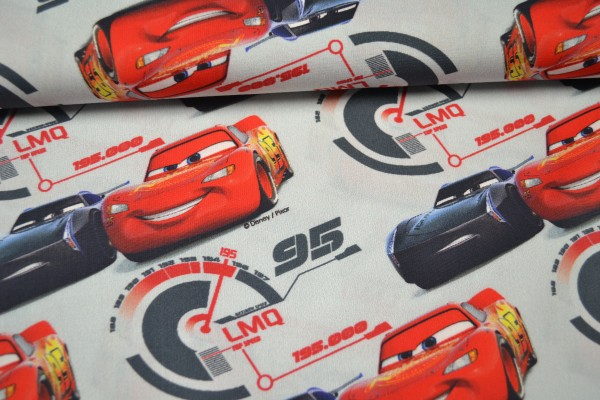 Baumwollstoff, Cars Lightning McQueen