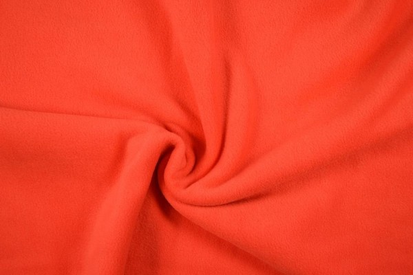 Polar Fleece anti pilling uni, orange