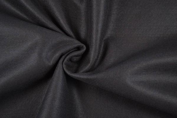 Filz 1,80m breit, schwarz