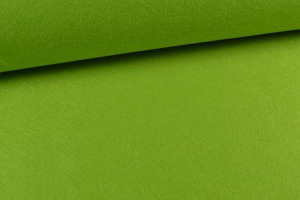 Filz, 3mm, 90cm breit, kiwi/grün